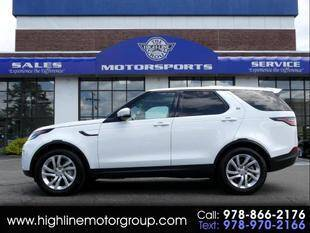 2018 Land Rover Discovery for sale at Highline Group Motorsports in Lowell MA