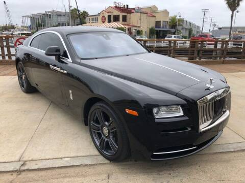 2015 Rolls-Royce Wraith for sale at Elite Dealer Sales in Costa Mesa CA