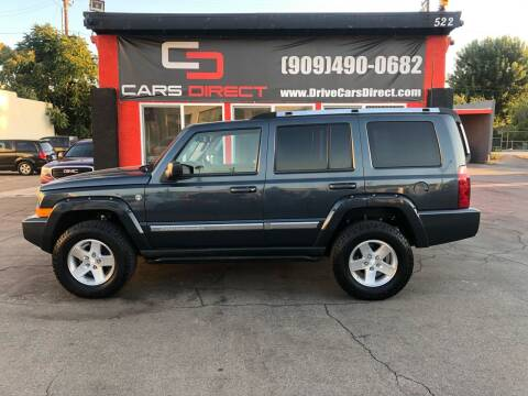2007 Jeep Commander for sale at Cars Direct in Ontario CA