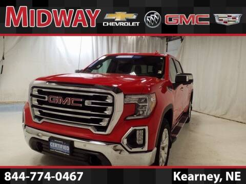 2019 GMC Sierra 1500 for sale at Midway Auto Outlet in Kearney NE
