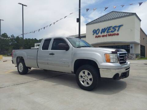 2013 GMC Sierra 1500 for sale at 90 West Auto & Marine Inc in Mobile AL