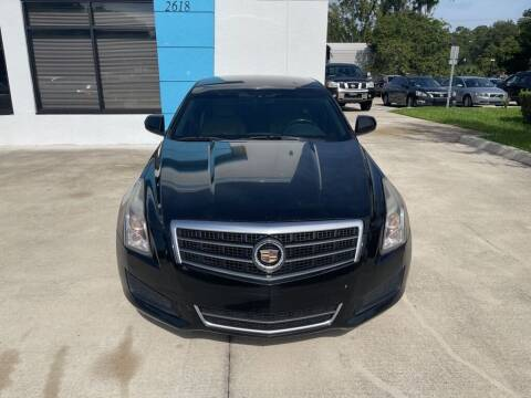 2013 Cadillac ATS for sale at ETS Autos Inc in Sanford FL
