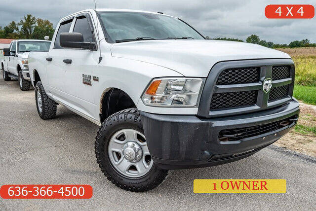 2017 RAM Ram Pickup 2500 for sale at Fruendly Auto Source in Moscow Mills MO