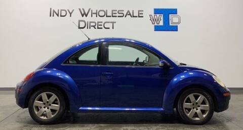 2007 Volkswagen New Beetle for sale at Indy Wholesale Direct in Carmel IN