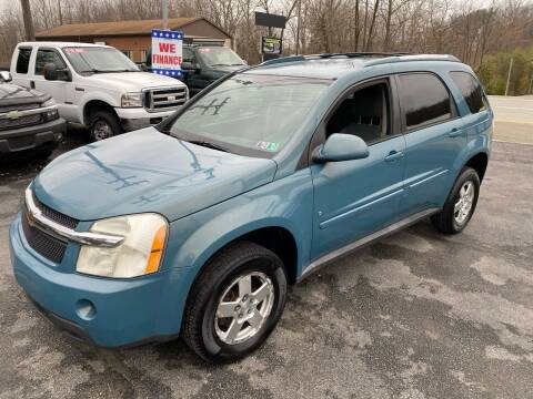 2008 Chevrolet Equinox for sale at INTERNATIONAL AUTO SALES LLC in Latrobe PA