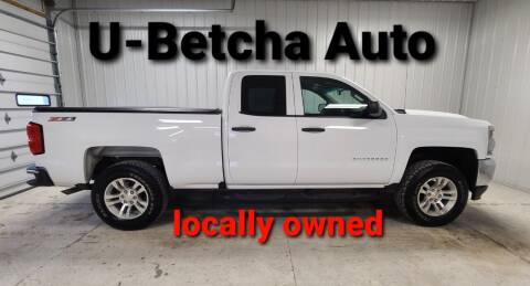 2017 Chevrolet Silverado 1500 for sale at Ubetcha Auto in St. Paul NE