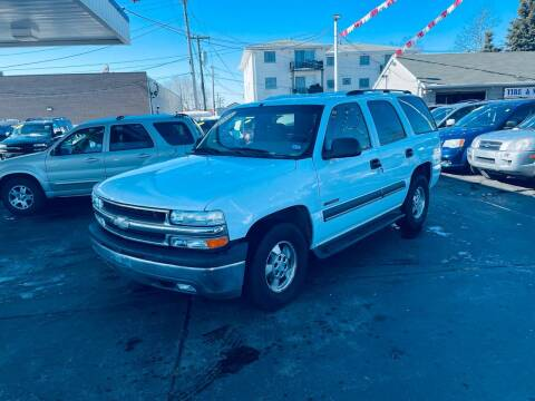 2003 Chevrolet Tahoe for sale at Car Credit Stop 12 in Calumet City IL