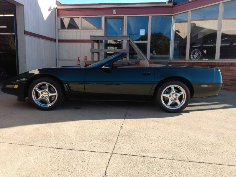 1995 Chevrolet Corvette for sale at MR Auto Sales Inc. in Eastlake OH
