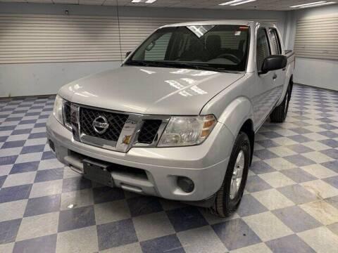 2012 Nissan Frontier for sale at Mirak Hyundai in Arlington MA