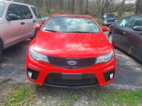2010 Kia Forte Koup for sale at Sussex County Auto & Trailer Exchange -$700 drives in Wantage NJ