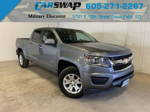 2019 Chevrolet Colorado for sale at CarSwap in Sioux Falls SD