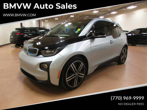 2015 BMW i3 for sale at BMVW Auto Sales - Plug-In Hybrids in Union City GA
