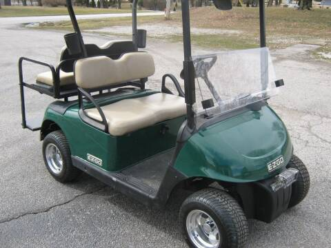 2016 E-Z-GO Golf Cart