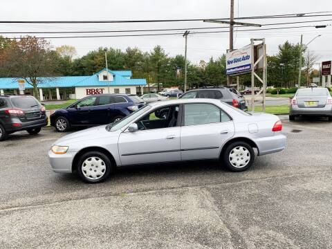 1998 Honda Accord for sale at New Wave Auto of Vineland in Vineland NJ