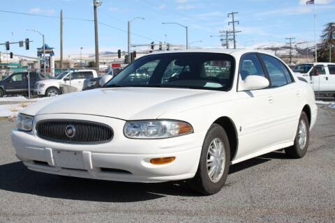 2005 Buick LeSabre for sale at Motor City Idaho in Pocatello ID