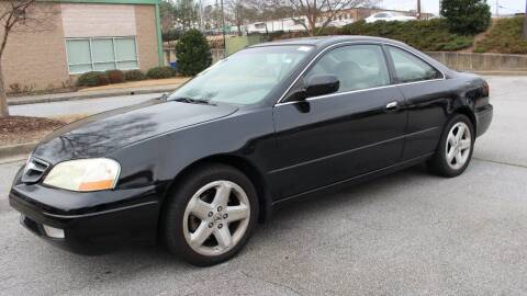2001 Acura CL for sale at NORCROSS MOTORSPORTS in Norcross GA
