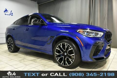 2021 BMW X6 M for sale at AUTO HOLDING in Hillside NJ
