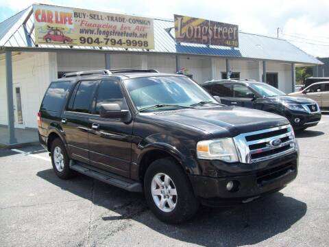 2009 Ford Expedition for sale at LONGSTREET AUTO in Saint Augustine FL