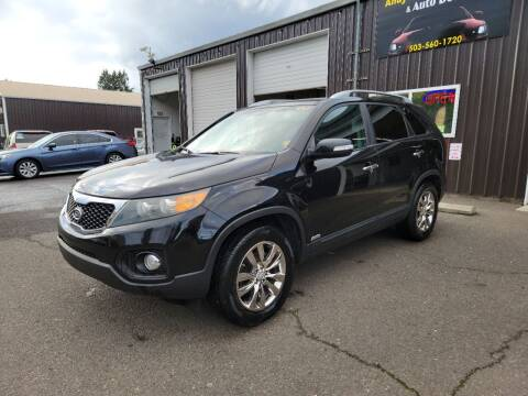 2011 Kia Sorento for sale at McMinnville Auto Sales LLC in Mcminnville OR