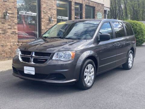 2016 Dodge Grand Caravan for sale at The King of Credit in Clifton Park NY