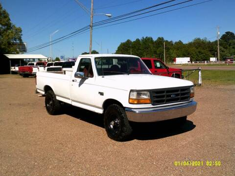 1993 Ford F-150 for sale at Tom Boyd Motors in Texarkana TX