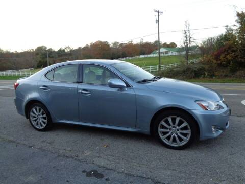 2008 Lexus IS 250 for sale at Car Depot Auto Sales Inc in Seymour TN