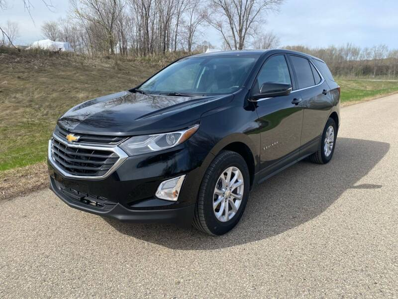 2019 Chevrolet Equinox for sale at RUS Auto LLC in Shakopee MN