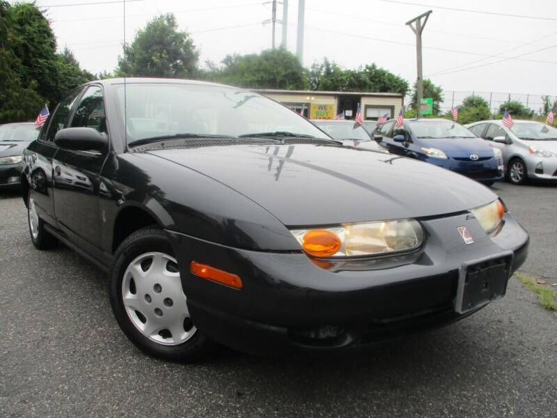 2002 Saturn S-Series for sale at Unlimited Auto Sales Inc. in Mount Sinai NY