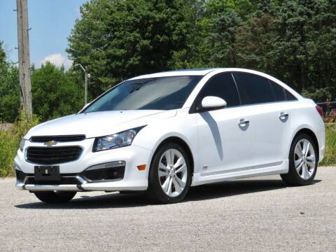 2015 Chevrolet Cruze for sale at Tonys Pre Owned Auto Sales in Kokomo IN