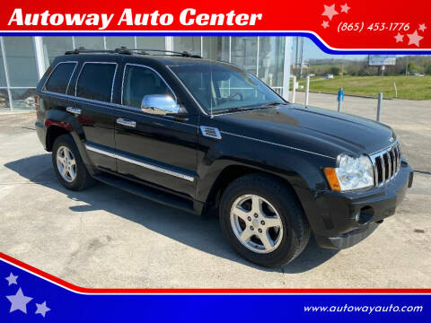 2005 Jeep Grand Cherokee for sale at Autoway Auto Center in Sevierville TN
