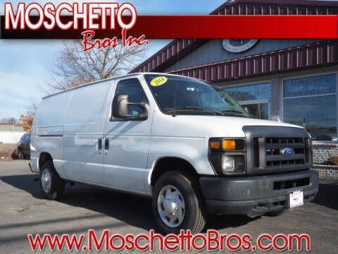2014 Ford E-Series Cargo for sale at Moschetto Bros. Inc in Methuen MA