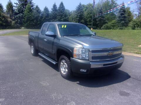 2011 Chevrolet Silverado 1500 for sale at Birmingham Automotive in Birmingham OH