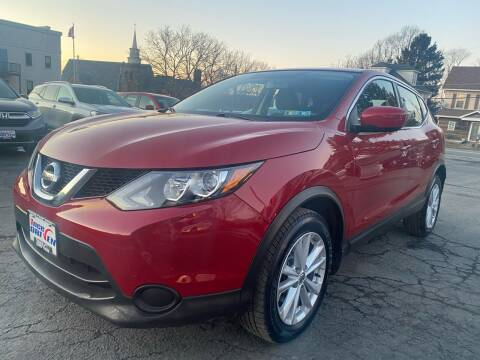 2018 Nissan Rogue Sport for sale at 1NCE DRIVEN in Easton PA