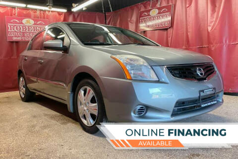 2012 Nissan Sentra for sale at Roberts Auto Services in Latham NY
