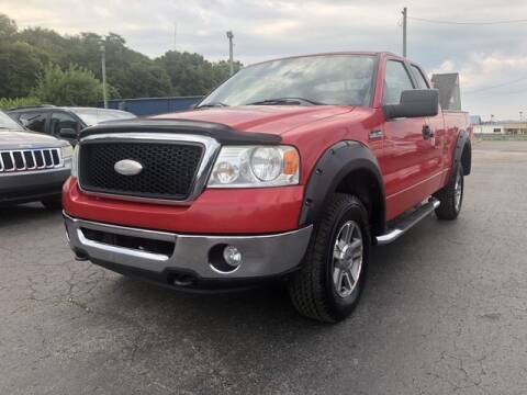 2007 Ford F-150 for sale at Instant Auto Sales in Chillicothe OH