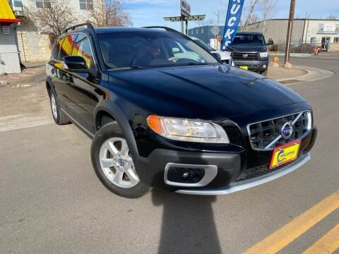2012 Volvo XC70 for sale at New Wave Auto Brokers & Sales in Denver CO