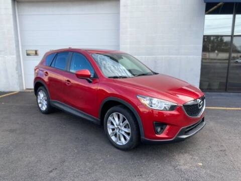 2014 Mazda CX-5 for sale at Saugus Auto Mall in Saugus MA