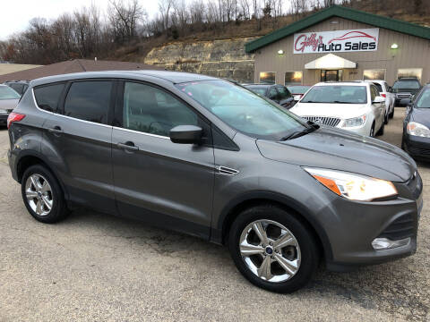 2013 Ford Escape for sale at Gilly's Auto Sales in Rochester MN