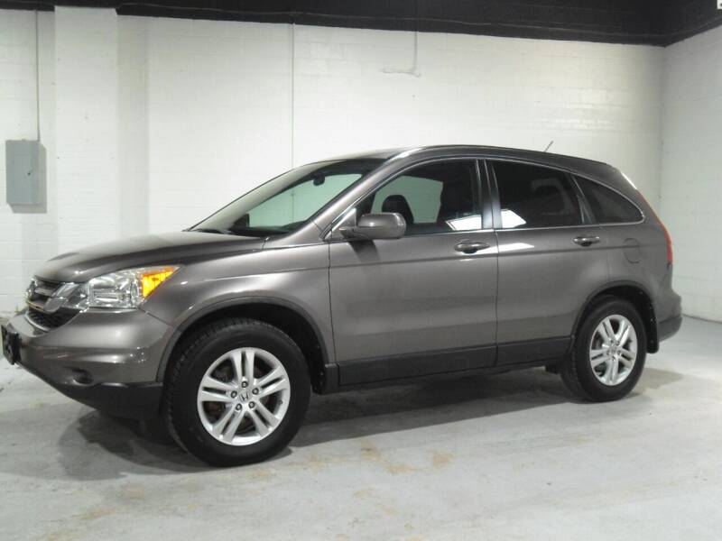 2010 Honda CR-V for sale at Ohio Motor Cars in Parma OH