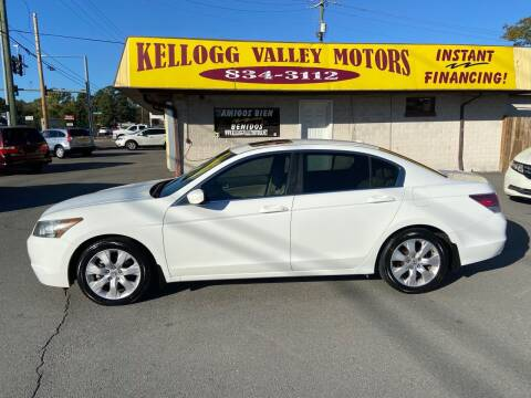 2010 Honda Accord for sale at Kellogg Valley Motors in Gravel Ridge AR