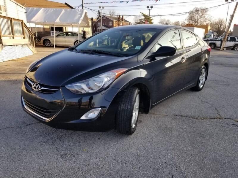 2013 Hyundai Elantra for sale at StarsNStripes Auto in Saint Louis MO