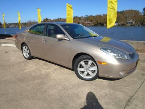 2006 Lexus ES 330 for sale at Lake Carroll Auto Sales in Carrollton GA