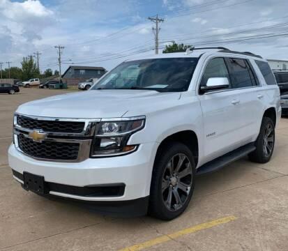 2017 Chevrolet Tahoe for sale at Dukes Automotive LLC in Lancaster SC