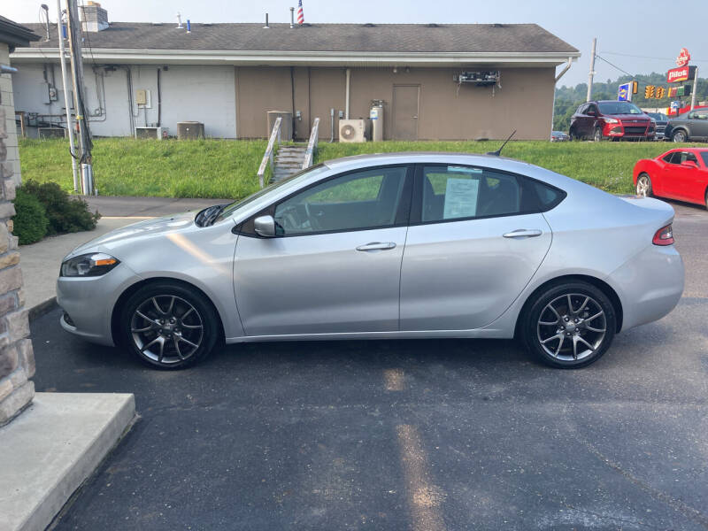 2013 Dodge Dart for sale at Singer Auto Sales in Caldwell OH