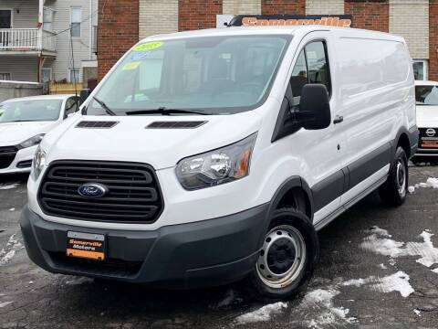 2015 Ford Transit Cargo for sale at Somerville Motors in Somerville MA