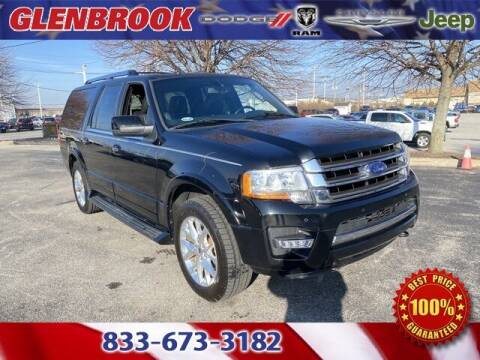 2016 Ford Expedition EL for sale at Glenbrook Dodge Chrysler Jeep Ram and Fiat in Fort Wayne IN