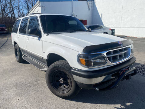 1998 Ford Explorer for sale at JerseyMotorsInc.com in Teterboro NJ