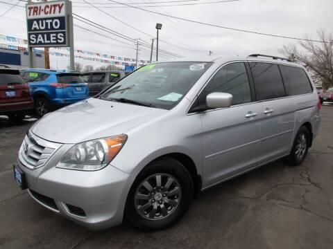 2010 Honda Odyssey for sale at TRI CITY AUTO SALES LLC in Menasha WI