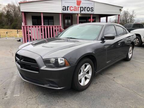 2014 Dodge Charger for sale at Arkansas Car Pros in Cabot AR
