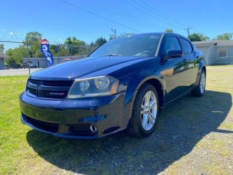 2013 Dodge Avenger for sale at Cutiva Cars in Gastonia NC